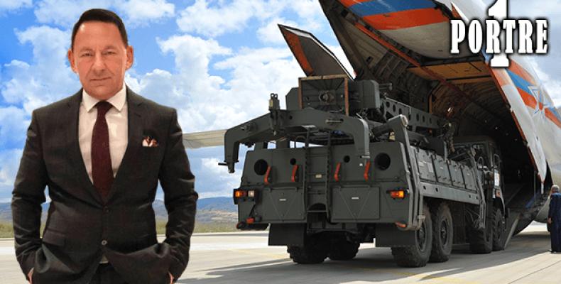 S-400'lerin gelişi ve Türkiye'nin kararlı duruşu…