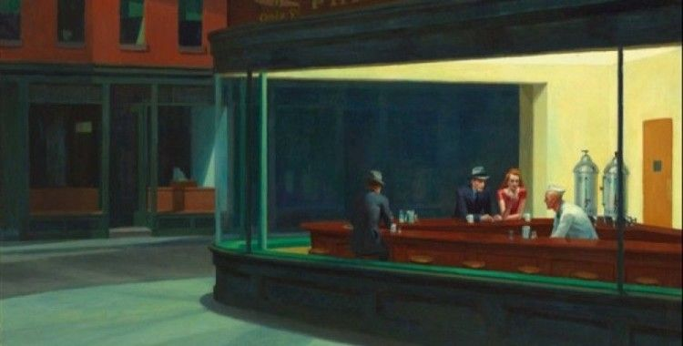 Nighthawks // Edward Hopper
