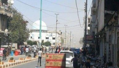 El Bab'da patlama, 2 ölü, 11 yaralı