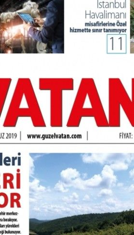 Güzel Vatan Gazetesi sayı:119