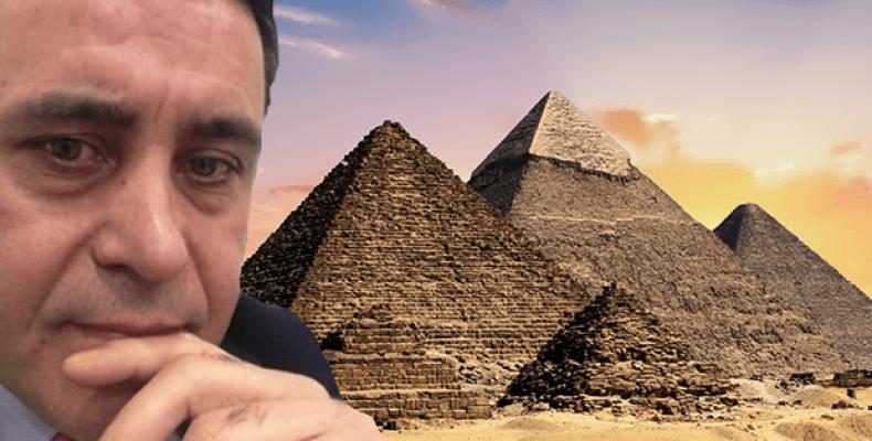 Fıkralar Mısır'dan…