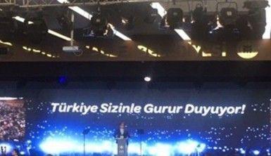 İYİ Parti kurultayında basın mensuplarına tepki