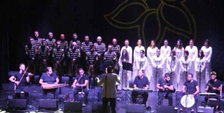 Antakya Medeniyetler Korosundan 14 farklı dilde konser