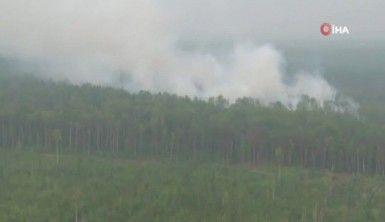 Orman yangınları söndürülemiyor