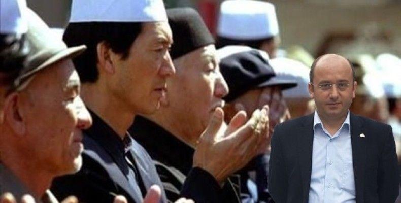 Doğu Türkistan'da Bir Kurban Bayramı