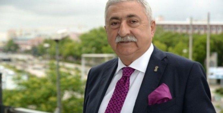 TESK Başkanı Palandöken'den bayram öncesi ucuz akaryakıt uyarısı
