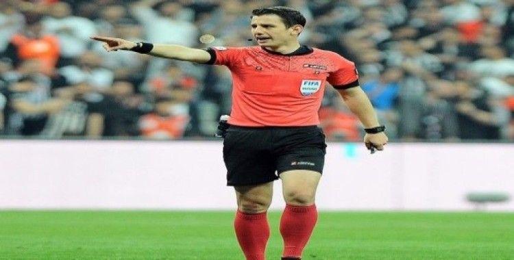 UEFA'dan Hali Umut Meler'e görev