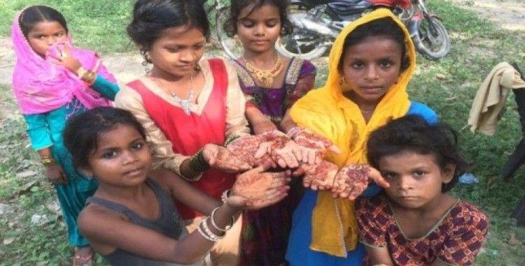 Nepal'deki Müslümanların bayram coşkusu