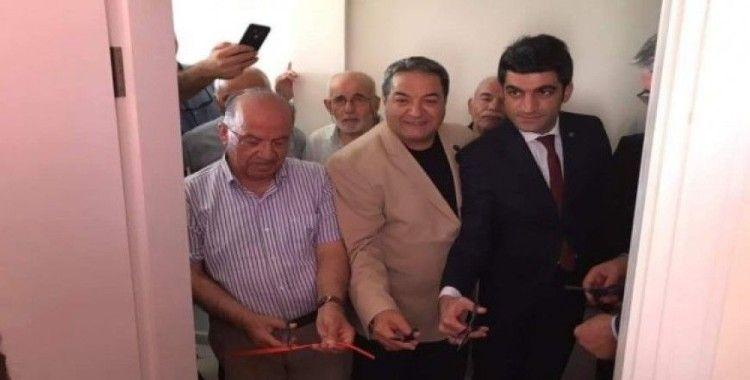 Fırat Çakıroğlu adına kütüphane açıldı