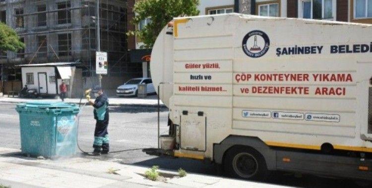 Şahinbey Belediyesi'nden Kurban Bayramı temizliği