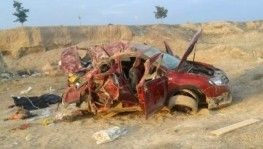 Aksaray'da feci kaza, 3 ölü, 4 yaralı