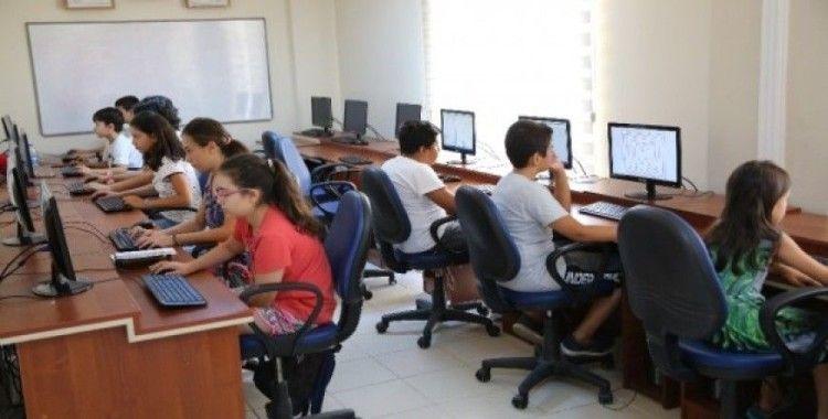 AKBEM'den Bilgisayar Kodlama Eğitimi