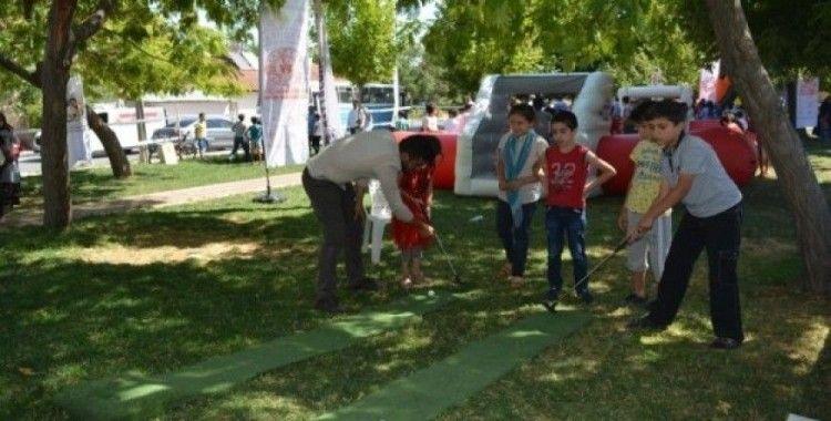 Kuran kursu öğrencileri için sportif etkinlikler