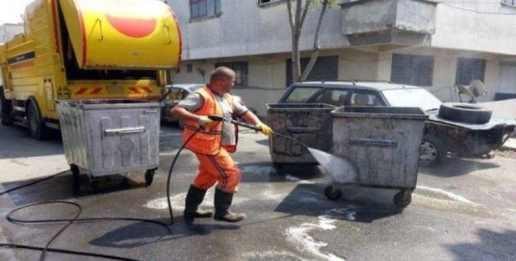 Belediye ekipleri, huzurlu bir bayram için kesintisiz çalıştı