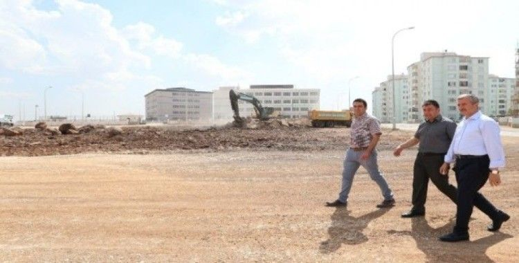 Şahinbey'den Mavikent'e bir park daha