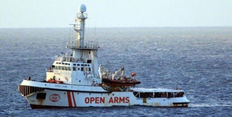 İspanya, Open Arms gemisindeki bazı göçmenleri kabul edecek