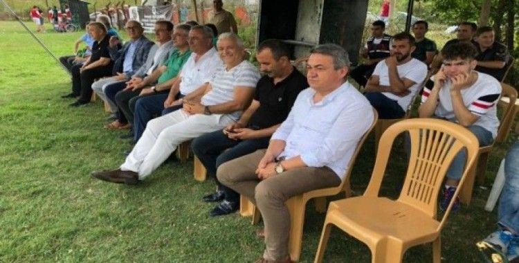 Ikinci Ismail Hakkı Durdu turnuvası şampiyonu Çalcaspor oldu