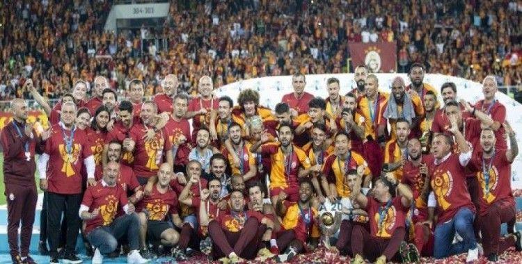 Galatasaray kupayla kapattı kupayla başlıyor
