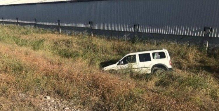 Sungurlu'da iki ayrı kaza; 1 ölü, 3 yaralı