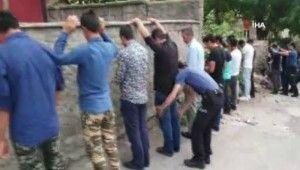 Ankara'da 180 düzensiz göçmen yakalandı