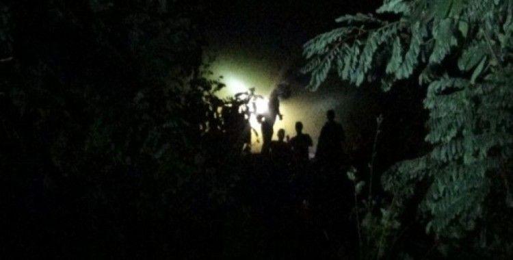 İki oğlu ve iki damadıyla düğüne giderken baraja uçtular: 4 kişi kayıp