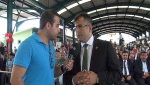 Taşköprü Belediye Başkanı Sarımsak Festivali için açıklamalarda bulundu