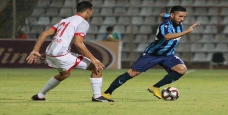 TFF 1. Lig: Adana Demirspor: 2 - Balıkesirspor: 0