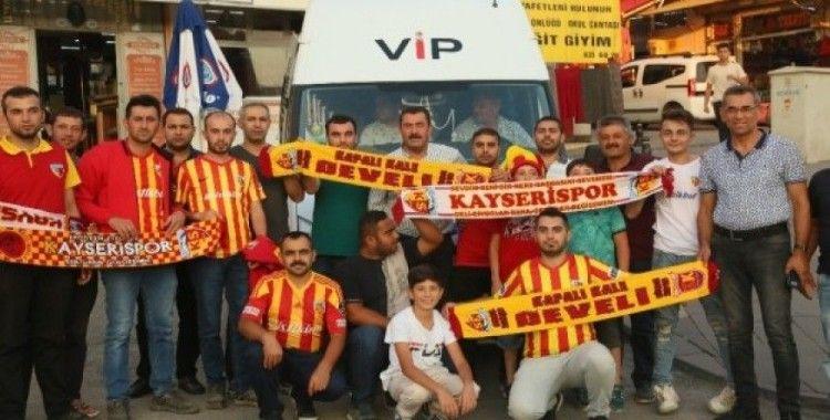 Başkan Cabbar'dan Kayserispor'a Destek