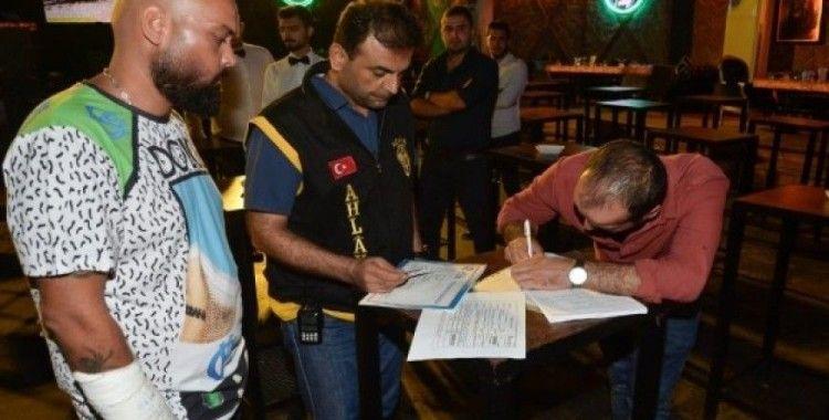 Adana polisi suça ve suçluya geçit vermiyor