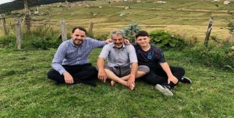 Kabinedeki 2 bakan tatil için Trabzon'u seçti