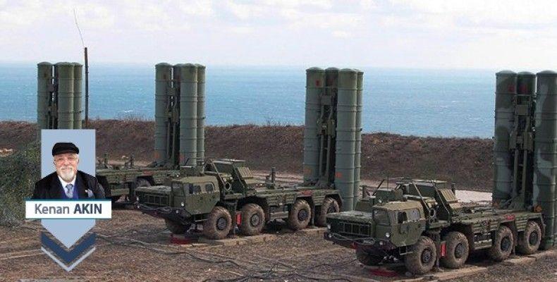 S-400 füze sistemi ve bilinmeyenler