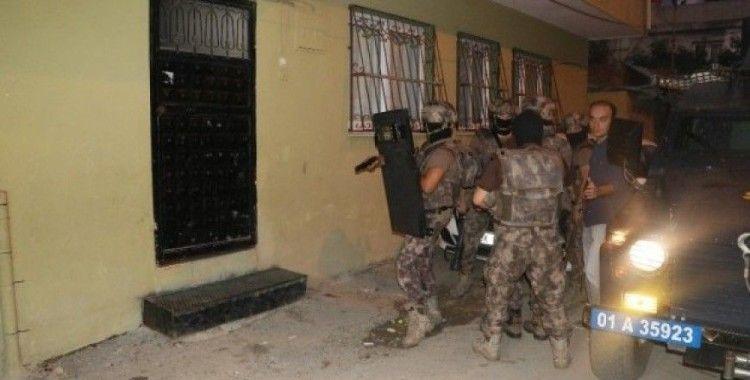 Adana'da PKK/KCK operasyonu: 23 gözaltı kararı