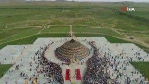 Çin ve Moğolistan kültür haftası başladı
