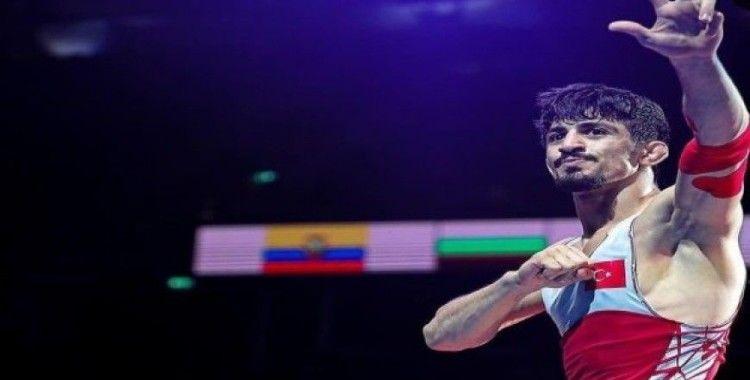 BAÜN öğrencisi dünya şampiyonu oldu