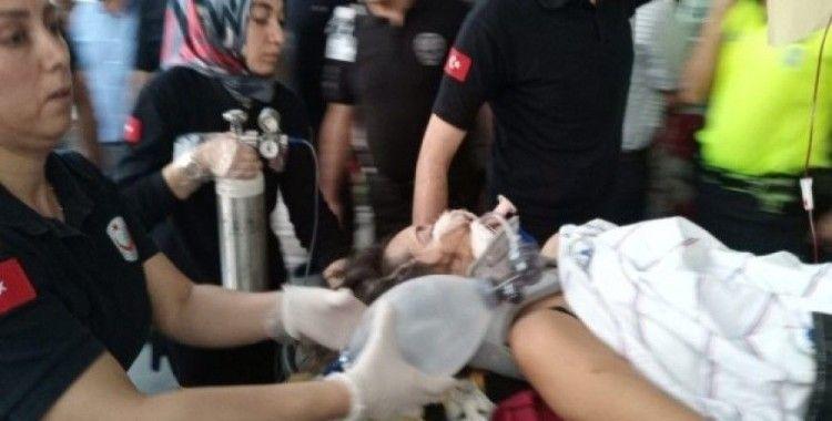 Bakan Yardımcısının hayatını kaybettiği kazada yaralananlar Van'a sevk edildi