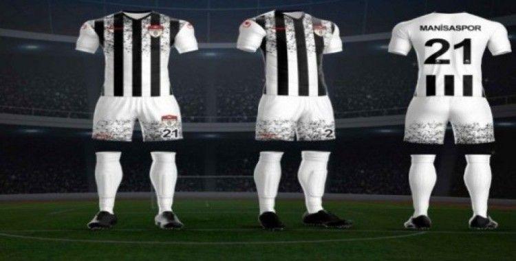 Manisaspor'yeni sezon formaları görücüye çıktı