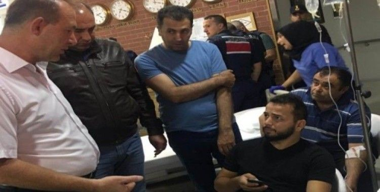Kapadokya'da 90 turist zehirlendi