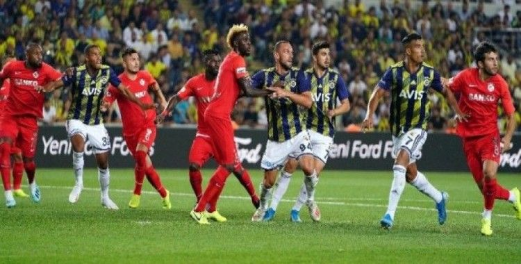 Gazişehir Gaziantep tarihinde ilk kez Süper Lig'de