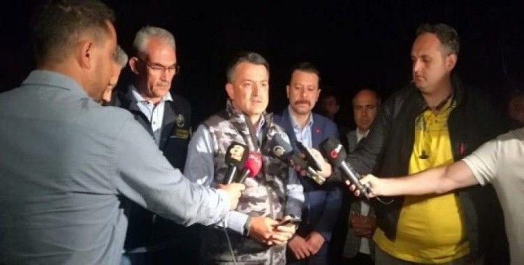 Bakan Pakdemirli'den İzmir'deki yangınlar hakkında açıklama