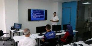Büyükşehir'den Derince Belediyesi personeline '153' eğitimi