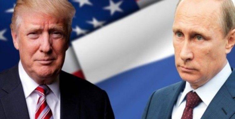 """Trump : """"Rusya G7'ye geri dönmeli"""""""