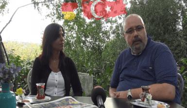 Almanya ADD Partisi Federal Kurulu üyesi Nevin Toy-Unkel'den Türk-Alman ilişkileri