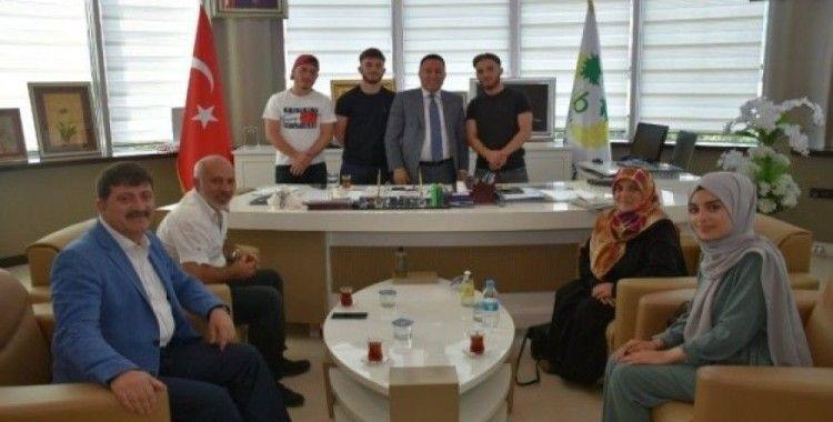Almanya'dan Diyarbakır'a gönüllü turizm elçiliği