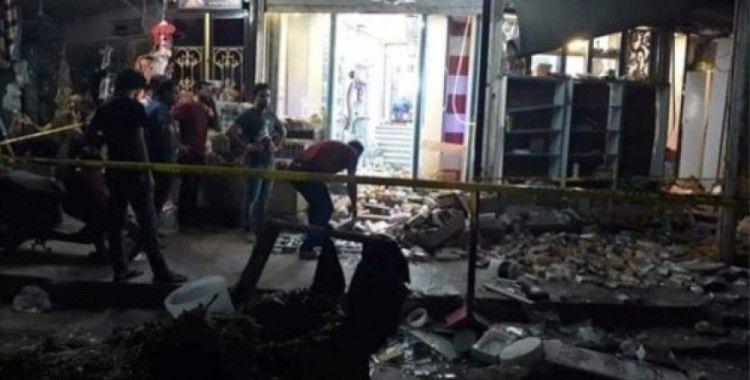 Irak'ta patlama: 28 yaralı