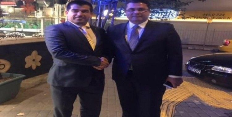 MHP'li aday Adayı, Başkanın üzerine araç sürme iddialarına cevap verdi