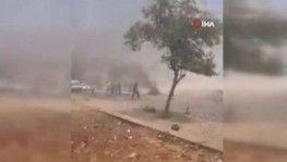 İdlib'de bomba yüklü araç patladı
