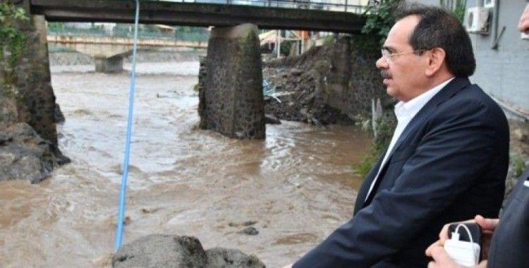 """Başkan Demir: """"Yaralar sarılacak"""""""