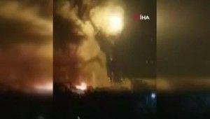 İsrail ordusu Şam'da İran hedeflerini vurduklarını duyurdu