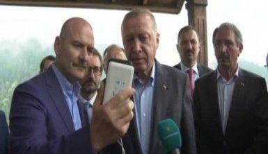 Cumhurbaşkanı Erdoğan, Hacire Akar'ı telefonla aradı