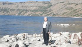 Türkiye'nin son Başbakanı Binali Yıldırım Tatvan'ı ziyaret etti